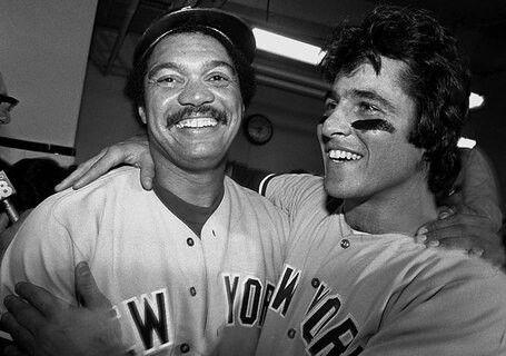 Bucky and Reggie