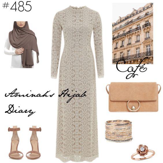 Aminah´s Hijab Diary #hijab #hijabfashion #modest #fashion #look #style #outfit #ootd #muslimah #germany #inayah #mango