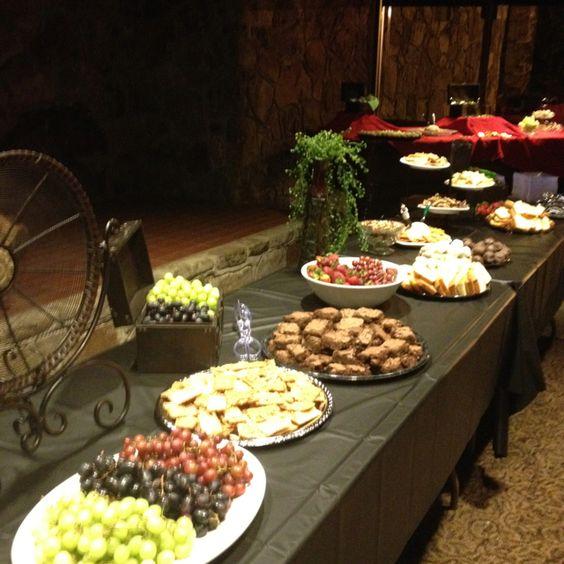 dessert buffet buffet and desserts on pinterest. Black Bedroom Furniture Sets. Home Design Ideas