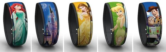 New Magic Bands for sale January 2015