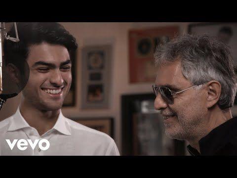 Music Video By Andrea Bocelli Matteo Bocelli Performing Ven A Mi