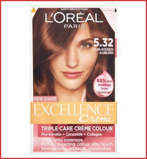 Loreal Excellence Hair Color Reviews 153821 Permanent Hair Dye Hair Hair Color Reviews Hair Color Light Brown Permanent Hair Dye