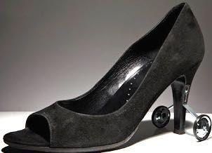 high heel training wheels - Google Search   Shoes!   Pinterest ...