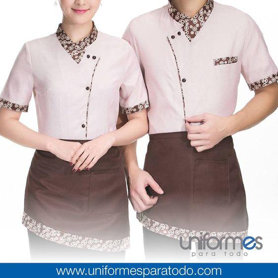 La variedad de los uniformes para meseros refleja la - Uniformes sanitarios modernos ...