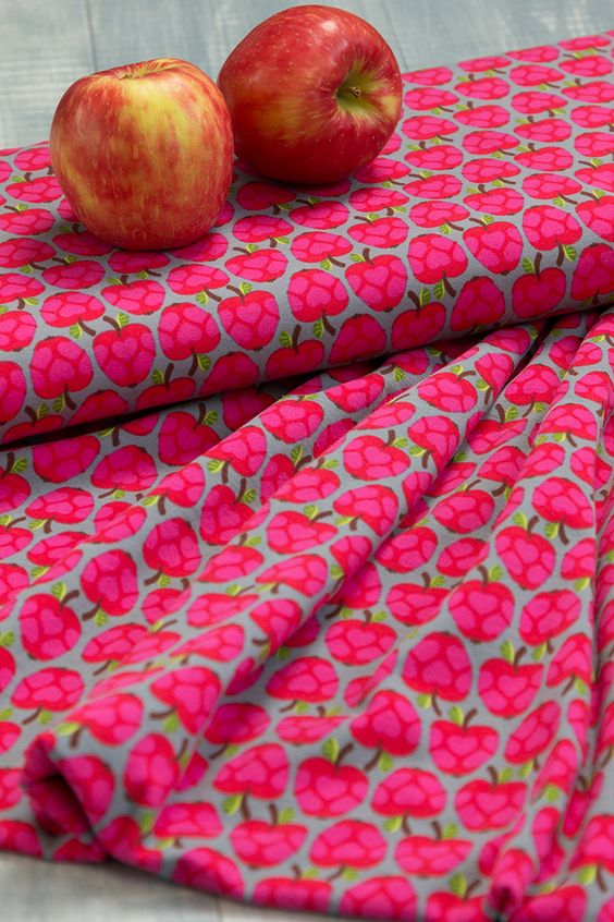 MyLeni Apples by Lila-Lotta for Swafing #myleniapples