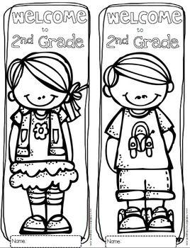 Free Wel e to Any Grade Pre K through 6th Grade