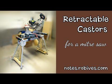 Retractable Castors   notes.robives.com