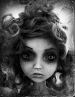 Underworld Dolls by Victoria May One of a kind ball jointed dolls