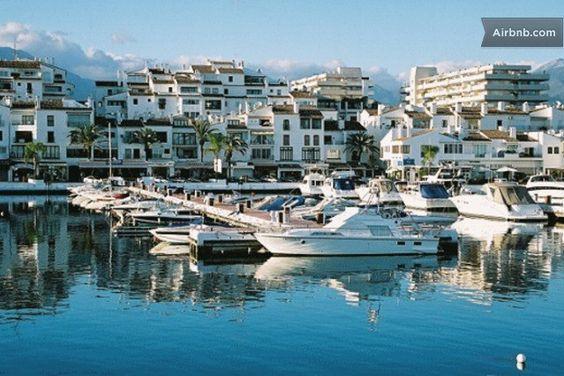 Puerto Banus Marbella Spain Costa Del Sol Cant Wait