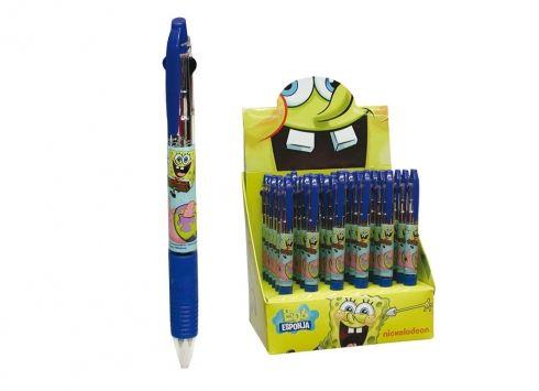 Spongebob penna 3 colori penna spongebob con tre colori di - Pagina a colori spongebob ...