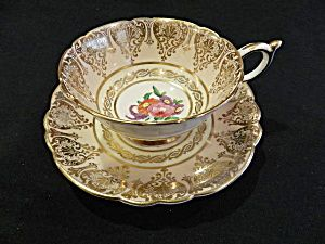 Paragon Queen Mary Cup And Saucer