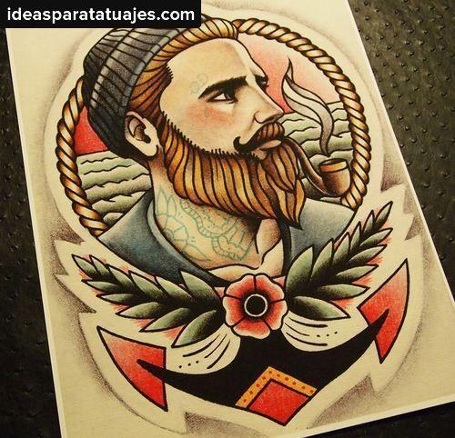 tatuajes tradicionales americanos - Buscar con Google