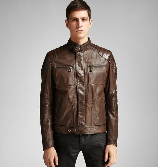 Weybridge Jacket Black | Shops, Brown leather and Dark brown leather