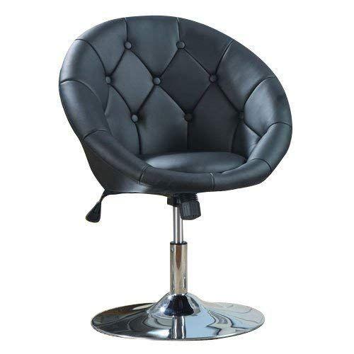 Coaster 7060 Round Back Swivel Chair Hydraulic Lift Tilt