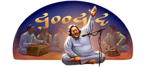 67e anniversaire de la naissance de Nusrat Fateh Ali Khan