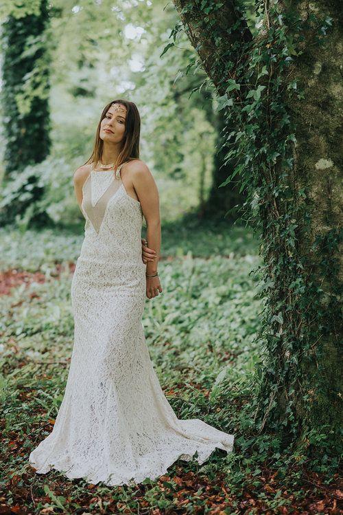 Bohemian Wedding Dress Wedding Dresses Pagan Wedding Dresses