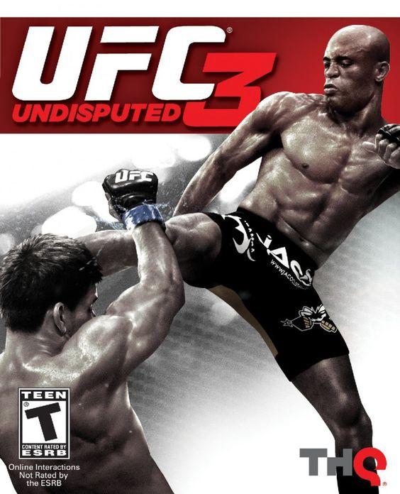 Juan's review of UFC3 Undisputed