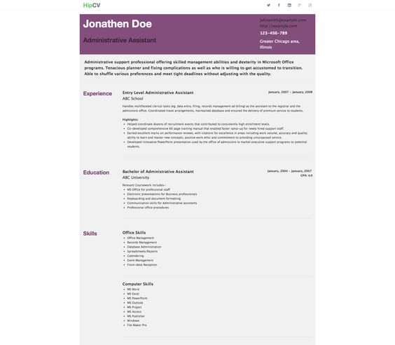 Resume for Chef   hipcv/abc/r/chef HipCv Resume Examples