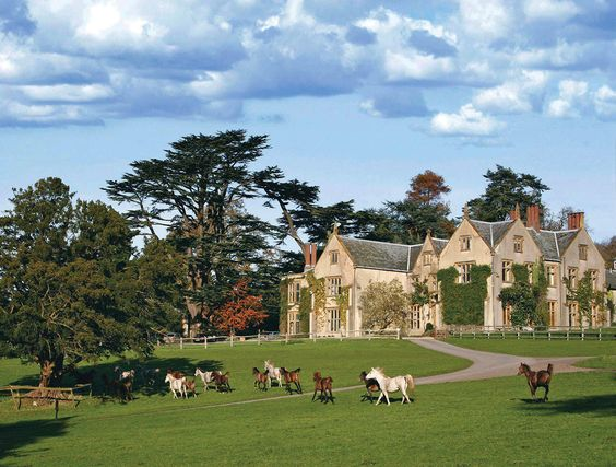 Combe House Hotel, Devon. The Most Romantic Hotel in England.  #travel