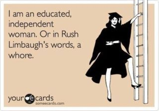 Rush is a douchebag.