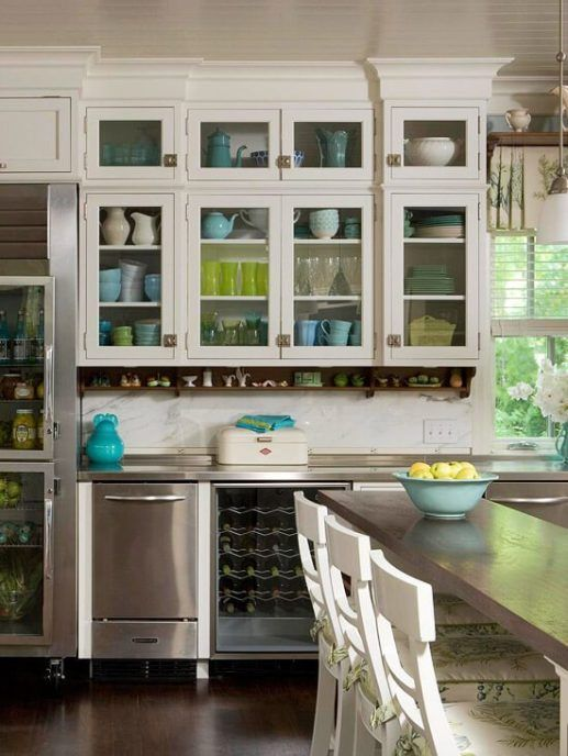 21 Best Kitchen Cabinet Ideas For A Modern Classic Look Glass