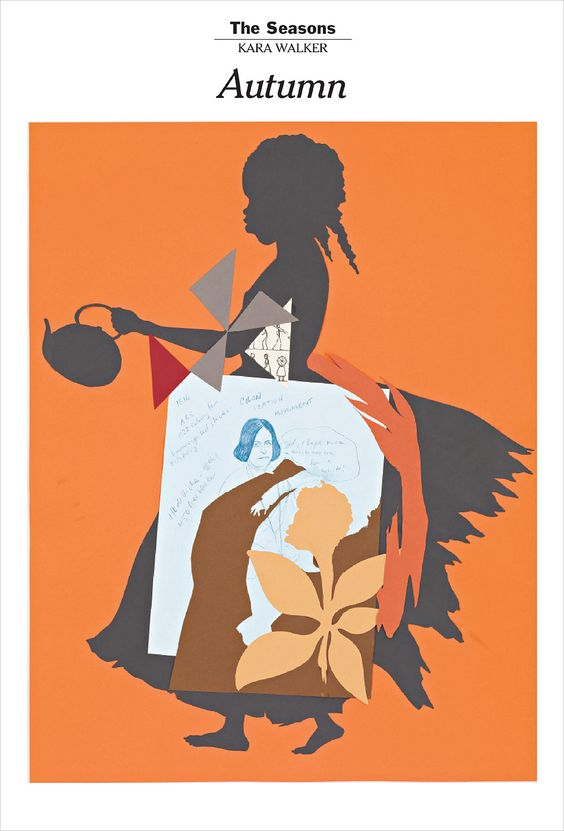 """Four Seasons, The Fall,"" by Kara Walker, in the New York Times, 2008"