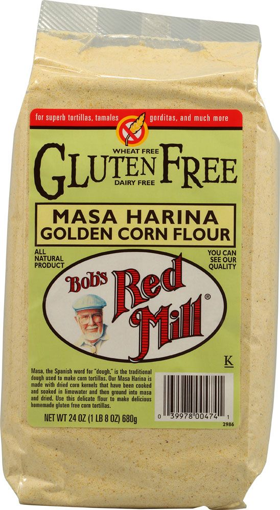 Image result for bob's red mill corn flour for tortillas