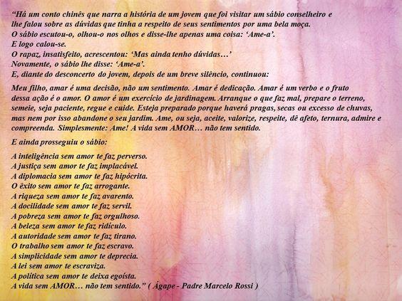 Há um conto chinês... ( Padre Marcelo Rossi )