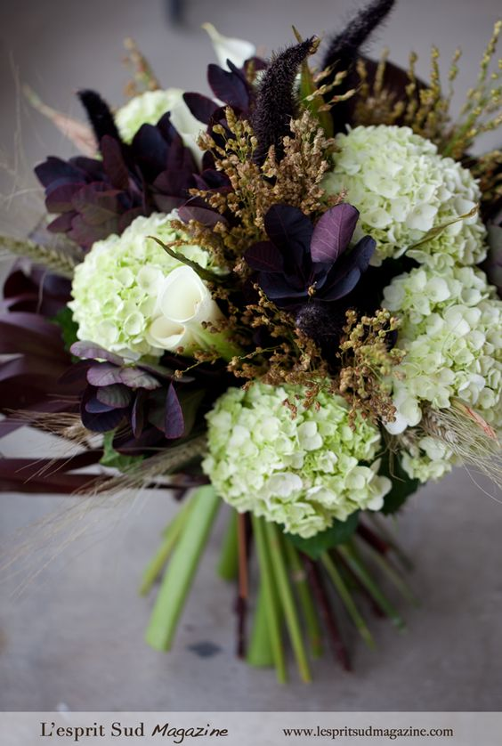 Hand-tied Bouquet - Fall Design