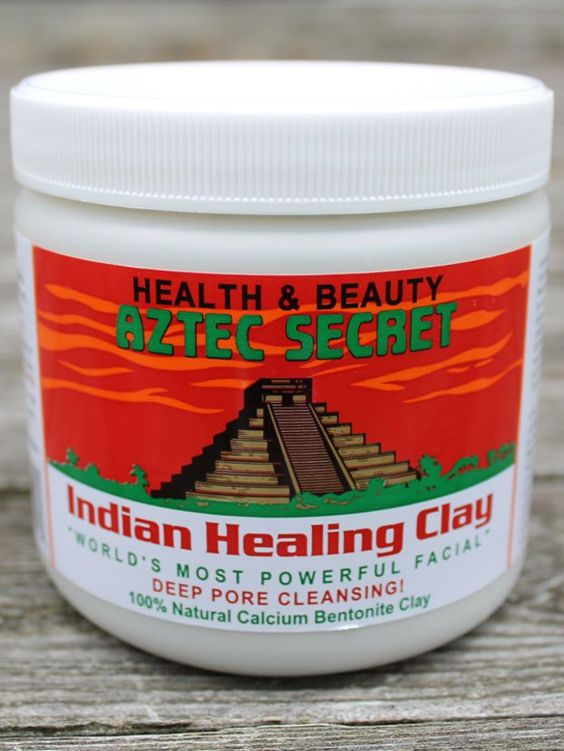 Here are 22 amazing benefits of the Aztec Indian Healing Clay - Both face and hair