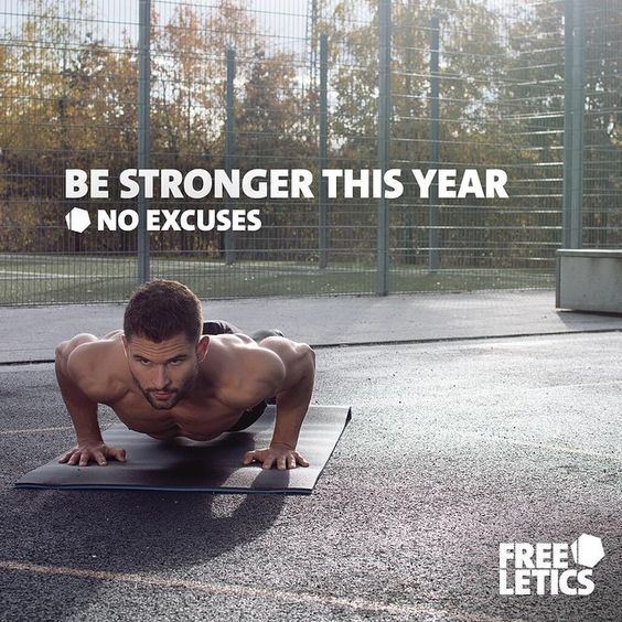 #Pinterest You feel too weak to start your workout? Don't find excuses…
