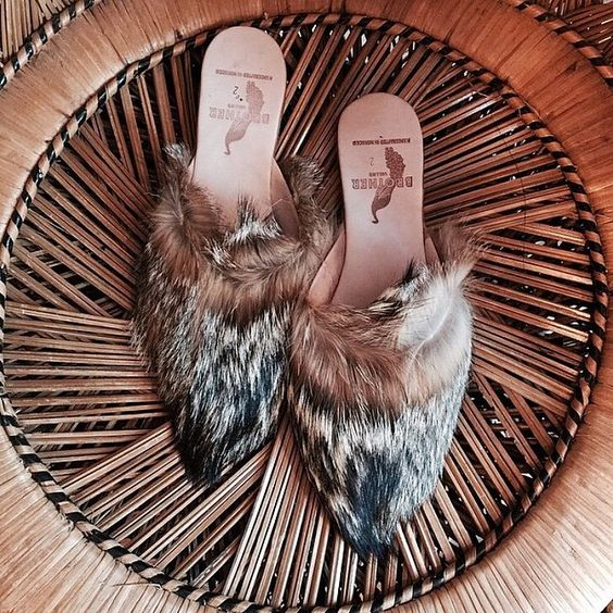 modaoperandi:  Brother Vellies are back! New slipper styles to covet, #preo yours on M'O now!
