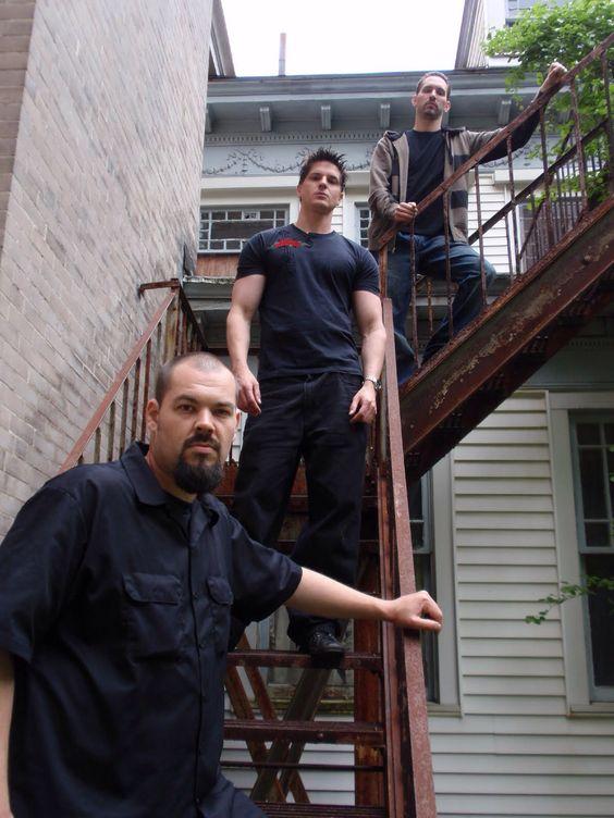 Aaron, Zak, Nick