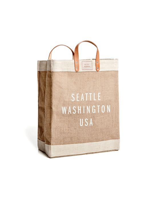 Apolis Seattle Market Bag   Glasswing