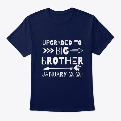 Upgraded To Big Brother January 2020 Products from Motishirt Design Store | Teespring