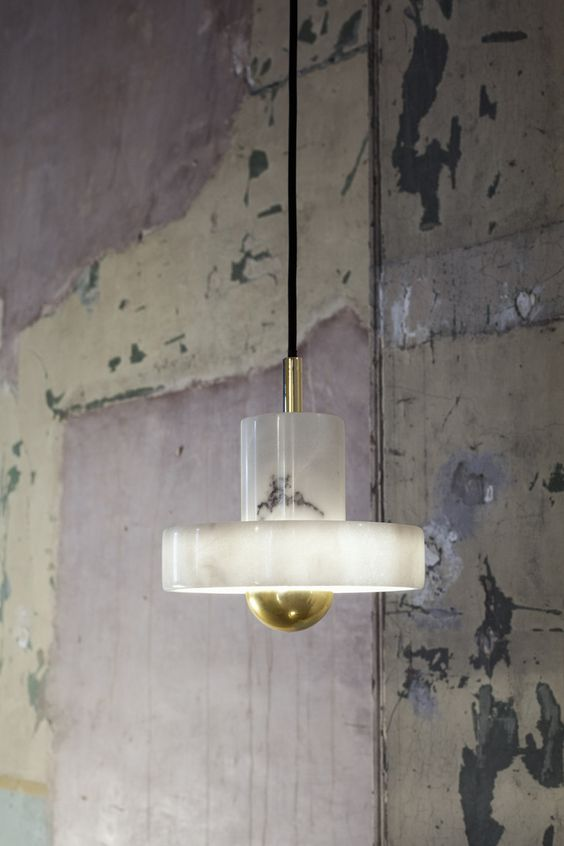 Maison & Objet 2016 : Suspension Stone (Tom Dixon) - en mettre 3 - Sam