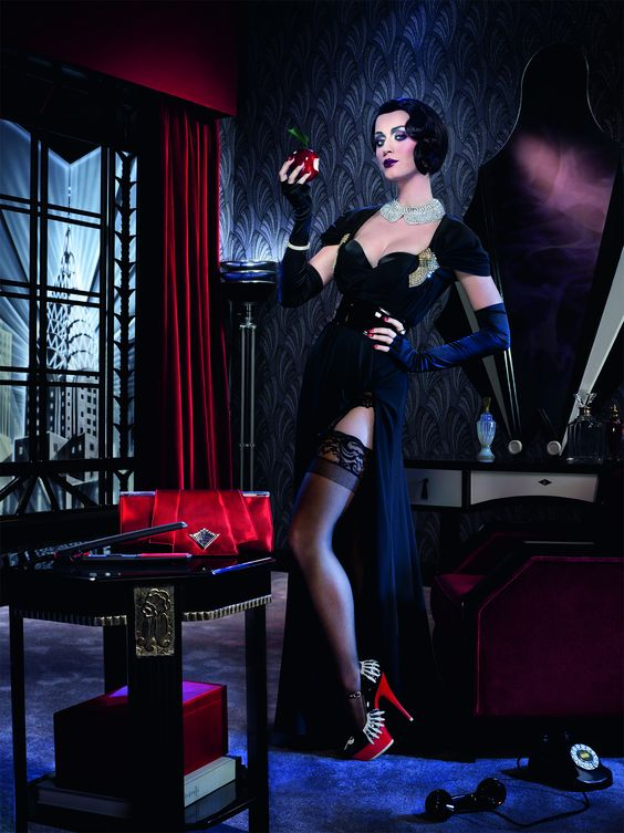 Katy Perry: David La Chapelle 2011 photoshoot for GHD