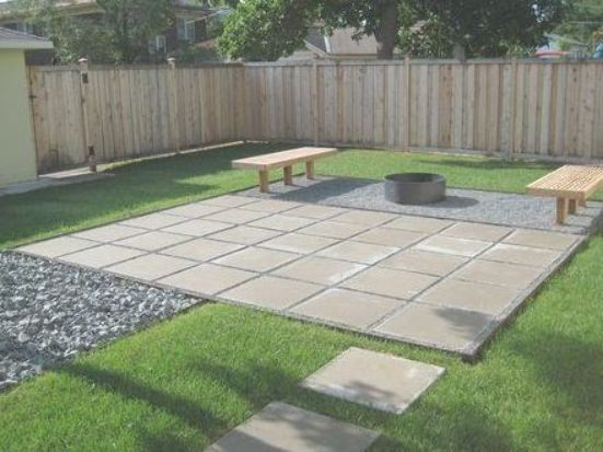 Circular Paver Patio Love This Idea For A Small But Useful Patio