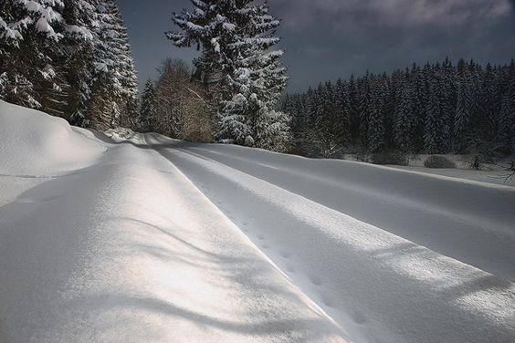 <3 Snow Landscape