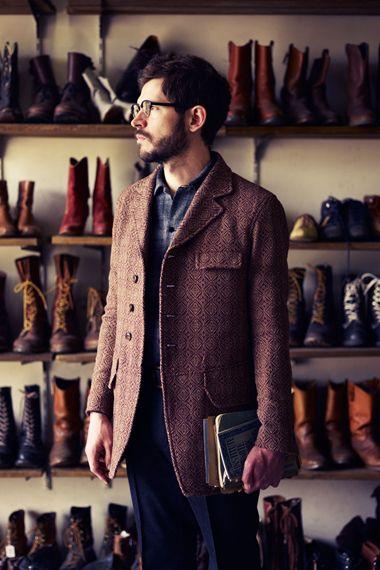 Blazer & Boots