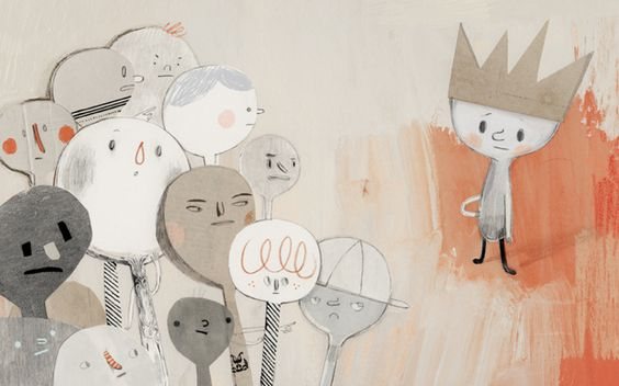 Spork by Kyo Maclear, illustrated by Isabelle Arsenault