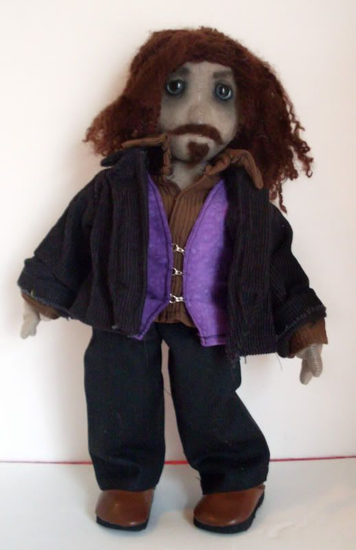 Sirius Black Poppet made by SKooKuM