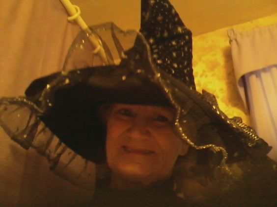 Me as a Witch...2013