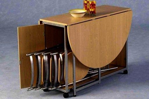Model Meja Makan Lipat Berbentuk Bulat Meja Makan Set Ruang