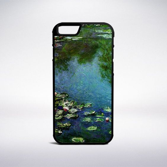 Claude Monet - Water Lilies Phone Case – Muse Phone Cases