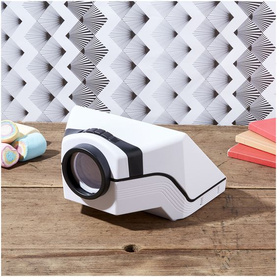 Take advantage of our great prices and buy Smartphone Projector - White today at…