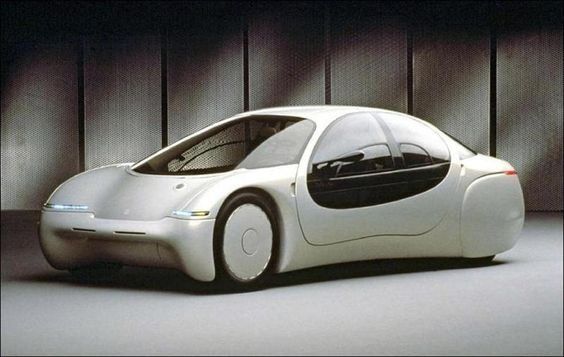 Concept Car from Demolition Man (Movie)