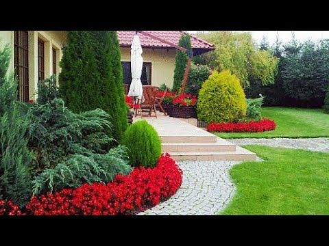 Simple And Beautiful Front Yard Landscaping Ideas On Budget