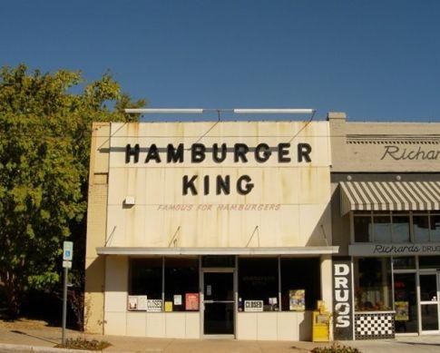 Hamburger King Oklahoma Travel Oklahoma Tourism Southern Travel