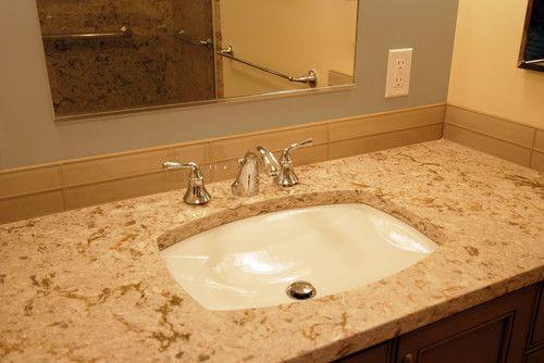 Traditional Bathroom Barclay Flush Fitting Glass Ceiling: Cambria Windermere: Bathroom Vanity
